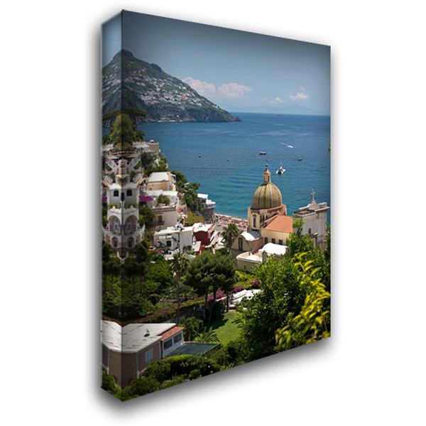 Scenic View I 28x40 Gallery Wrapped Stretched Canvas Art by Arduini, JoAnn T.
