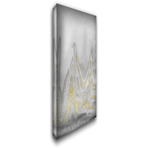 Distant Reality 1 22x40 Gallery Wrapped Stretched Canvas Art by Prime, Marcus