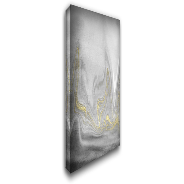 Distant Reality 2 22x40 Gallery Wrapped Stretched Canvas Art by Prime, Marcus