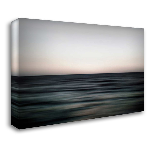 Distant Horizon 40x28 Gallery Wrapped Stretched Canvas Art by Telik, Tracey