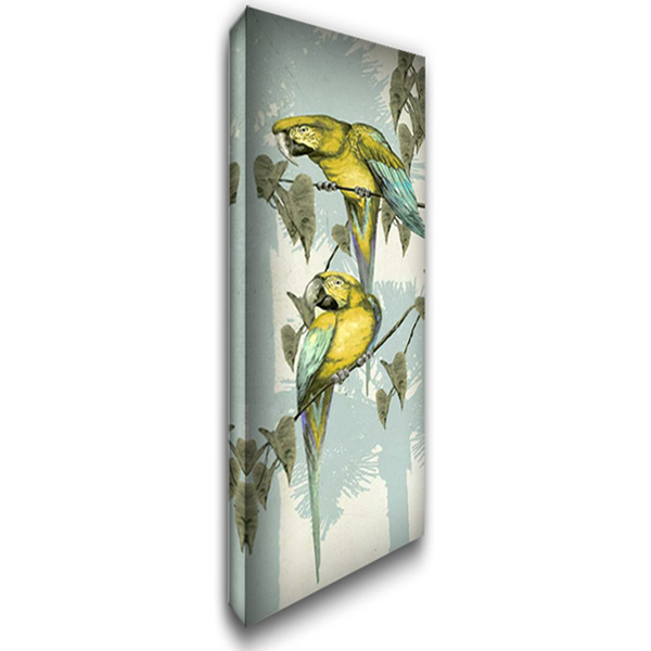 Hanging Out IV 16x40 Gallery Wrapped Stretched Canvas Art by Butler, Steve