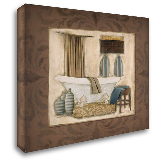 Do Not Disturb I 28x28 Gallery Wrapped Stretched Canvas Art by Robinson, Carol
