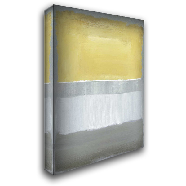 Half Light I 28x36 Gallery Wrapped Stretched Canvas Art by Gold, Caroline