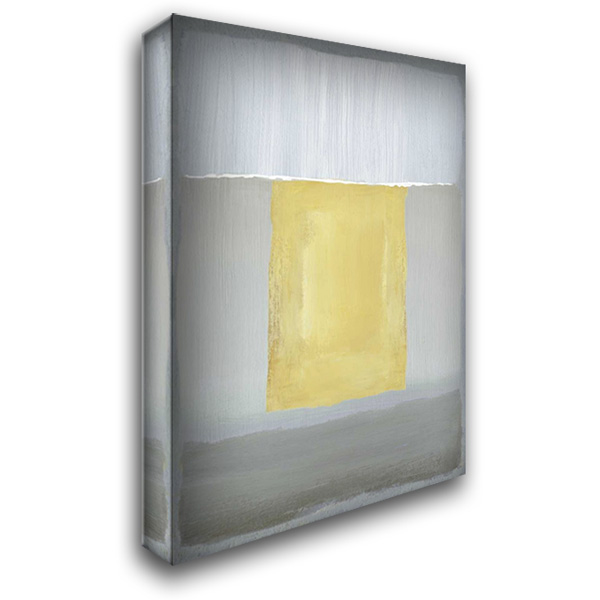 Half Light II 28x36 Gallery Wrapped Stretched Canvas Art by Gold, Caroline