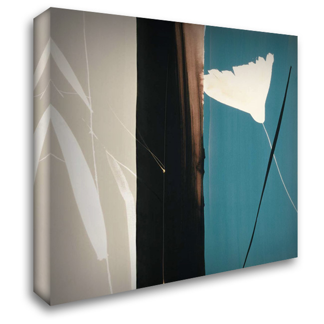 Divine 28x28 Gallery Wrapped Stretched Canvas Art by Abellan, Lola