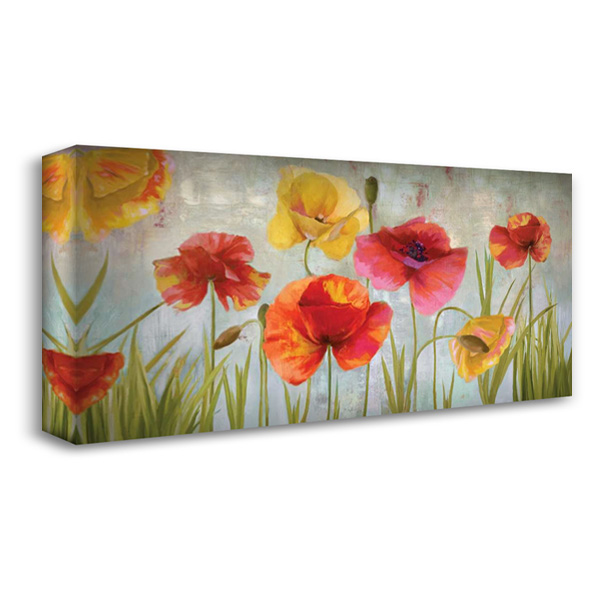 Happiness 40x22 Gallery Wrapped Stretched Canvas Art by Fontaine, Drako