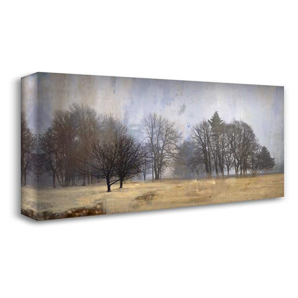 Halo 40x23 Gallery Wrapped Stretched Canvas Art by PI Studio