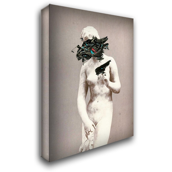 Disassociation II 28x36 Gallery Wrapped Stretched Canvas Art by PI Studio