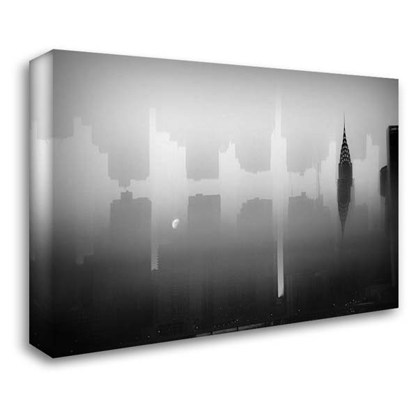 Happenstance 40x28 Gallery Wrapped Stretched Canvas Art by Provencio, Phil