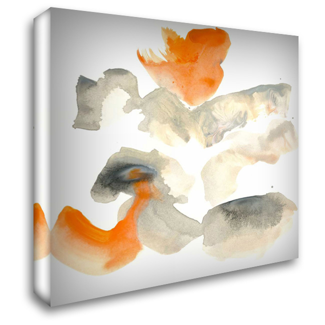 Hang Loose I 28x28 Gallery Wrapped Stretched Canvas Art by Lehnhardt, Iris