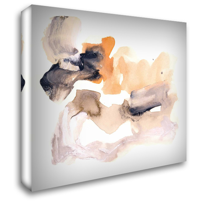 Hang Loose II 28x28 Gallery Wrapped Stretched Canvas Art by Lehnhardt, Iris