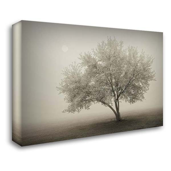 Forever Spring 40x28 Gallery Wrapped Stretched Canvas Art by Svibilsky, Igor