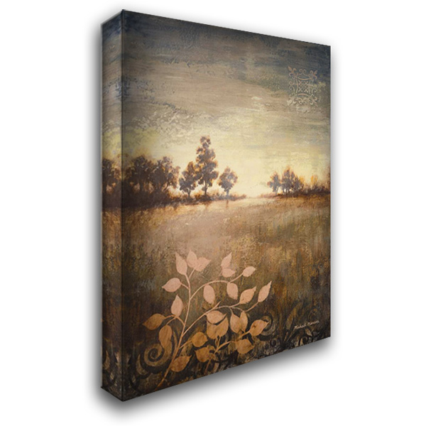 Distant Light 28x40 Gallery Wrapped Stretched Canvas Art by Marcon, Michael