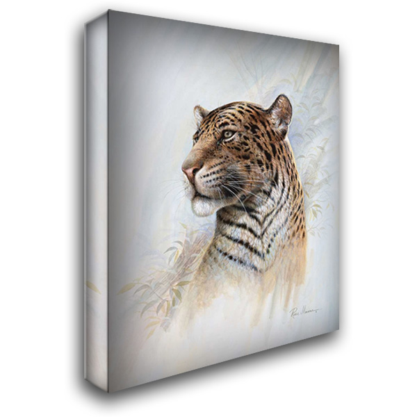 Distant Call 28x36 Gallery Wrapped Stretched Canvas Art by Manning, Ruane