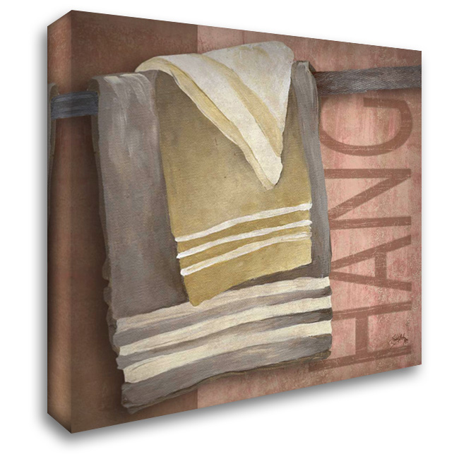 Hang 28x28 Gallery Wrapped Stretched Canvas Art by Medley, Elizabeth