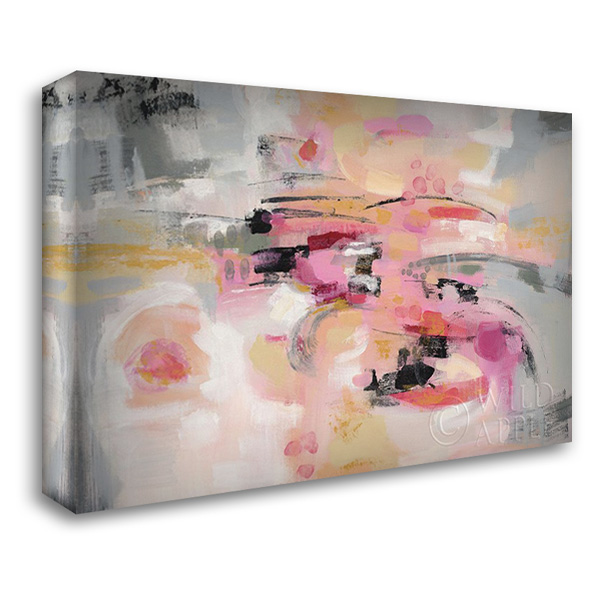 Haiku 40x28 Gallery Wrapped Stretched Canvas Art by Vassileva, Silvia