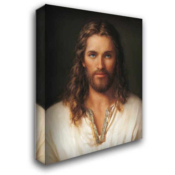 Jesus of Nazareth 28x36 Gallery Wrapped Stretched Canvas Art by Missman, Mark