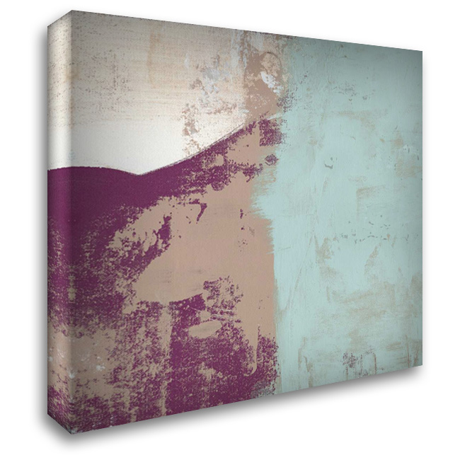 Half Way 28x28 Gallery Wrapped Stretched Canvas Art by Ogren, Sarah