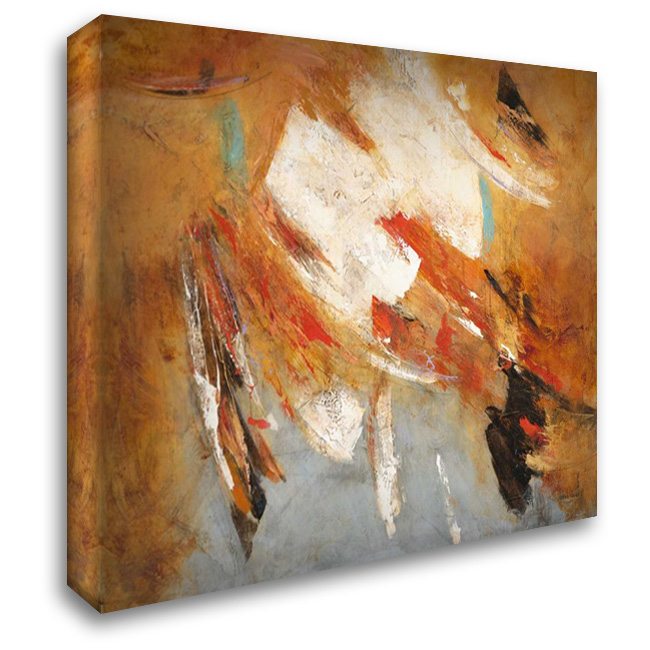 Directions 2 36x28 Gallery Wrapped Stretched Canvas Art by Villarreal Villarreal, Gabriela