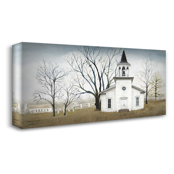 Amazing Grace 40x23 Gallery Wrapped Stretched Canvas Art by Jacobs, Billy