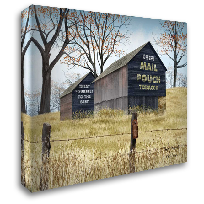 Treat Yourself 37x28 Gallery Wrapped Stretched Canvas Art by Jacobs, Billy