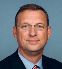 Portrait of  Doug Collins