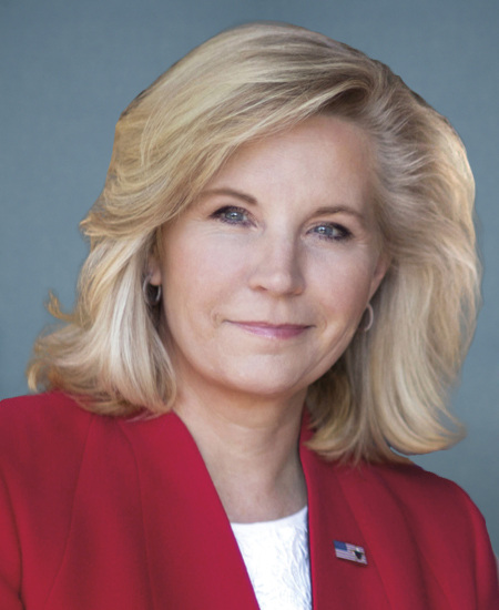 Portrait of  Liz Cheney